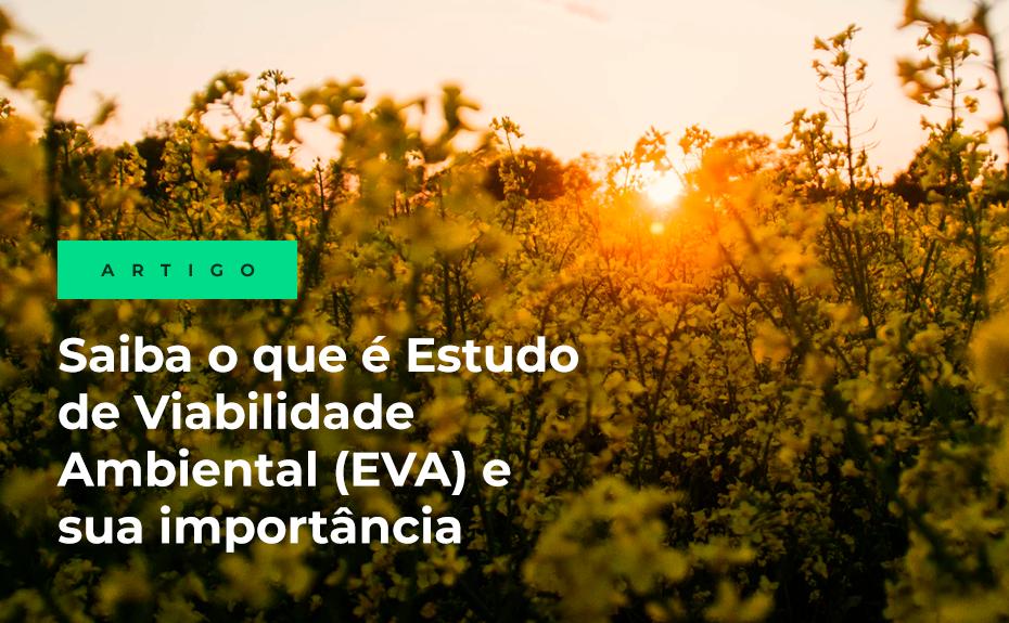 Estudo de Viabilidade Ambiental (EVA): O que é e qual a importância para loteamentos